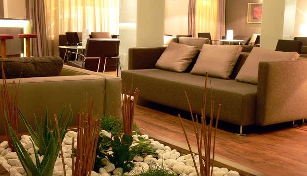 Hotel Tryp Valencia Feria - Lounge