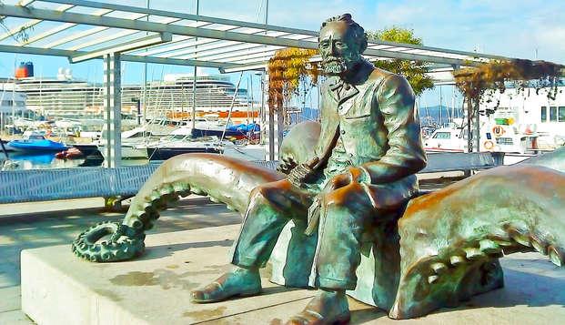 Escapada al corazón de las Rías Baixas en Vigo