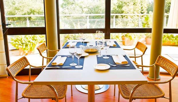 Gastronomia Navarra: Escapada con Cena gastronómica en Tudela (desde 2 noches)