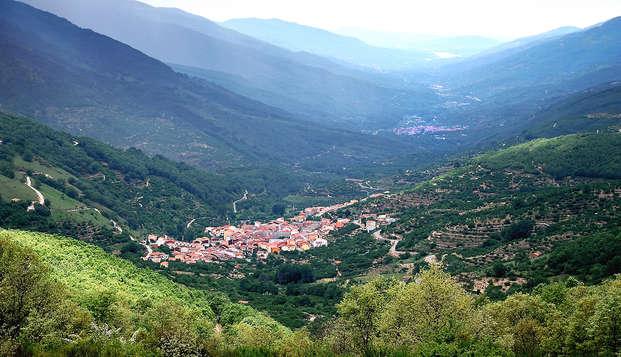 Fin de semana completo con picnic y cena en la Valle del Jerte (desde 2 noches)