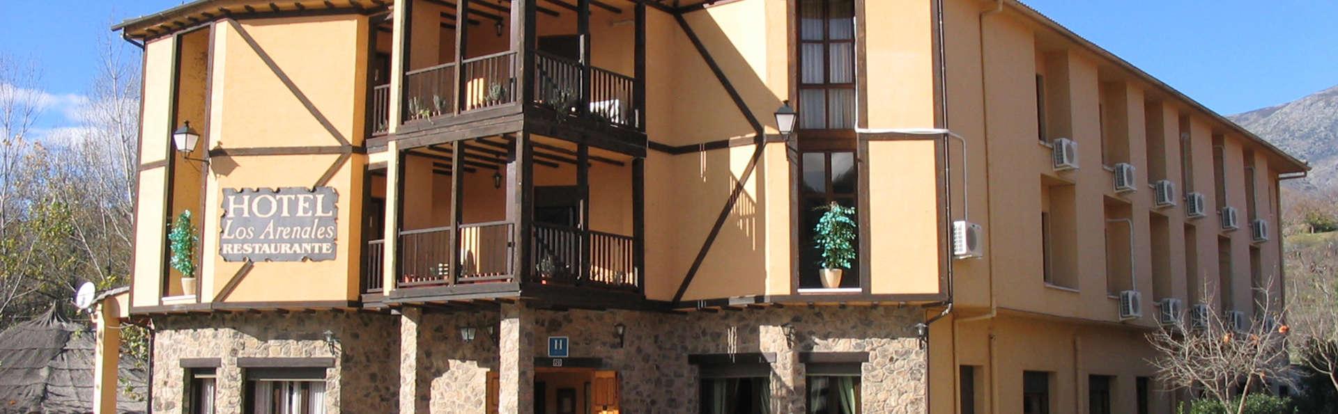 Hotel Valle del Jerte Los Arenales - EDIT_front.jpg