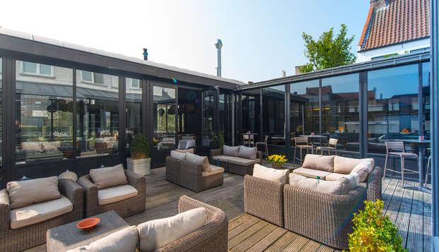 Montanus Hotel - NEW terrace