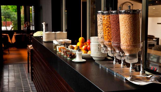 Montanus Hotel - NEW buffet