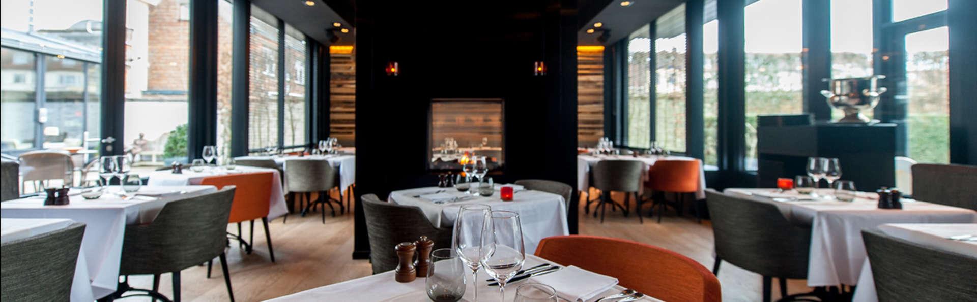 Passez un séjour gastronomique dans un hôtel charmant à Bruges
