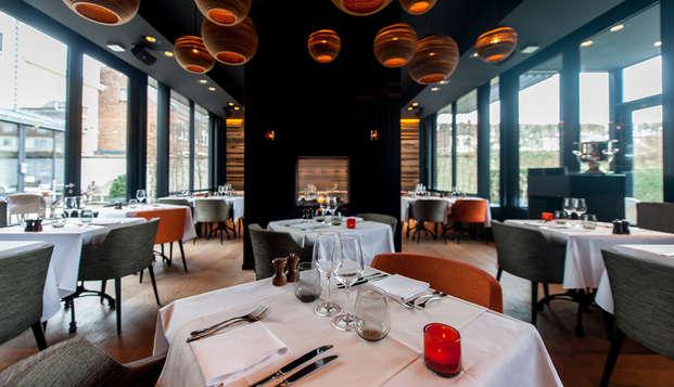 Montanus Hotel - NEW restaurant