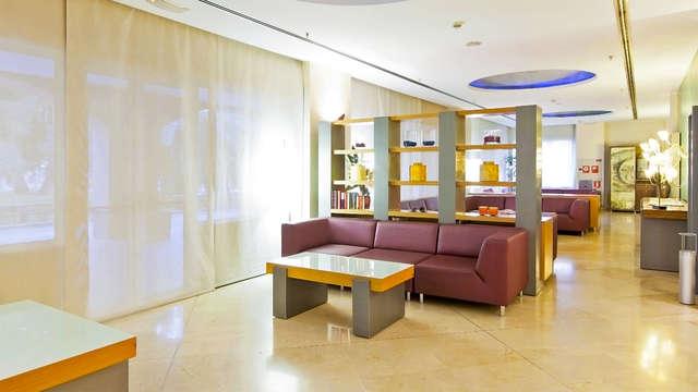 Hotel Vertice Sevilla - sala