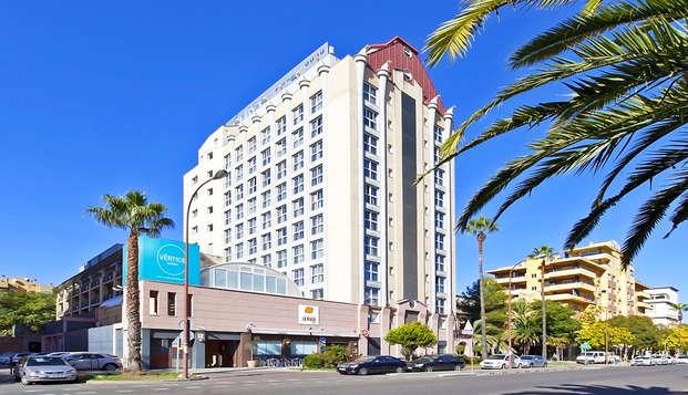 Hotel Vertice Sevilla - fachada