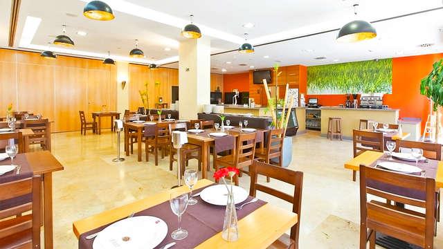 Hotel Vertice Sevilla - comedor