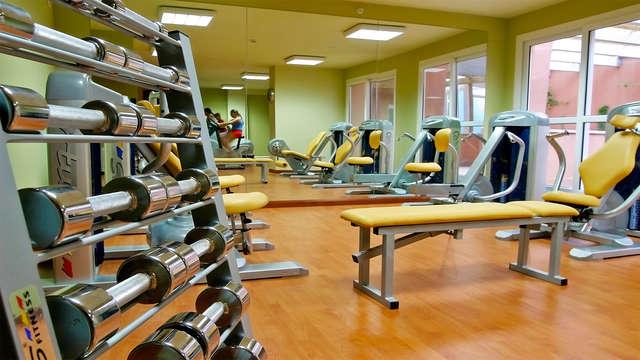 Hotel Vertice Sevilla - gym