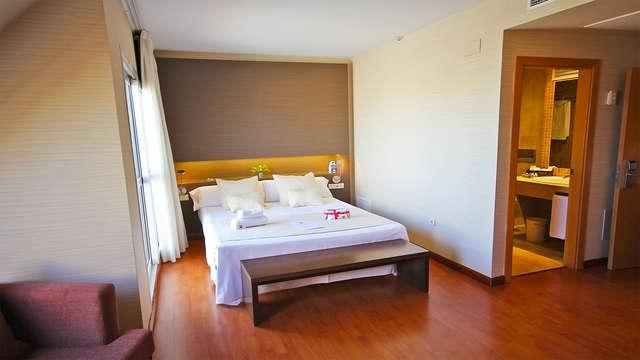 Hotel Vertice Sevilla - habitacio
