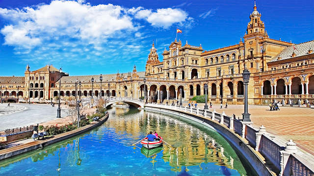 Hotel Vertice Sevilla