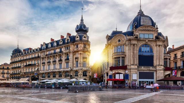 Confort aux portes de Montpellier