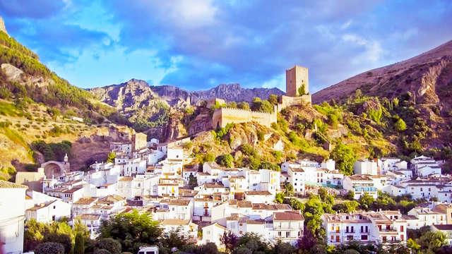 Alójate en una villa típica andaluza con vistas a Sierra de Cazorla