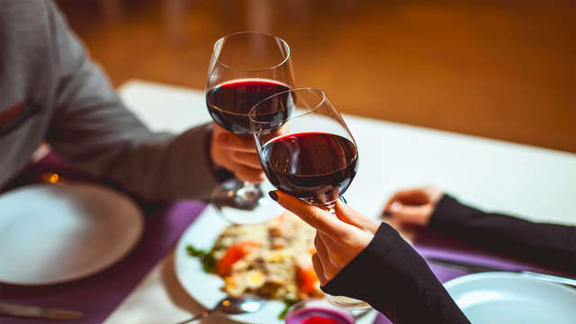 Desconecta en Cazorla con cena gastronómica incluida