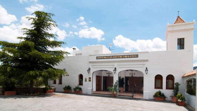Escápate a Laujar y alójate en una villa típica andaluza