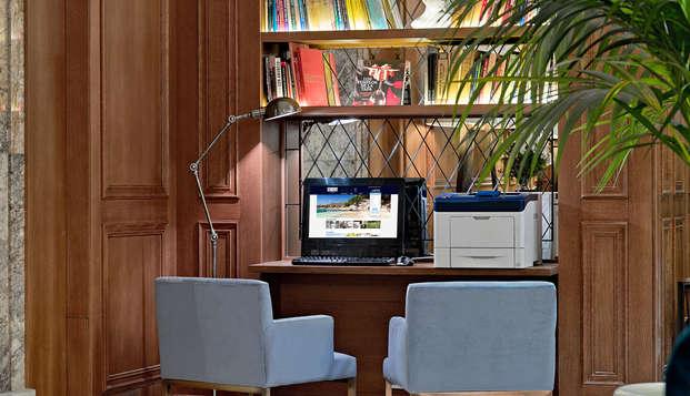 Boutique Hotel H Villa de la Reina - NEW internetcorner