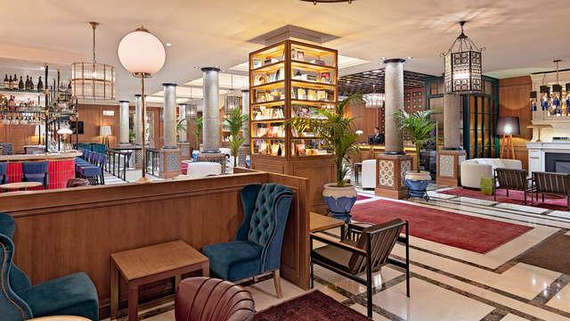 Boutique Hotel H Villa de la Reina - NEW lobby