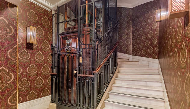 Boutique Hotel H Villa de la Reina - NEW interior