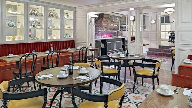 Boutique Hotel H Villa de la Reina - NEW breakfastroom