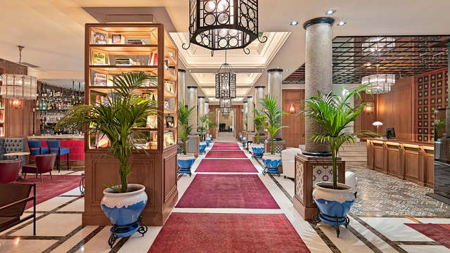 Boutique Hotel H Villa de la Reina - NEW hall