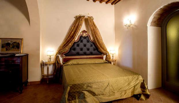 Romantica Suite d'epoca a Colle di Val d'Elsa (da 2 notti)