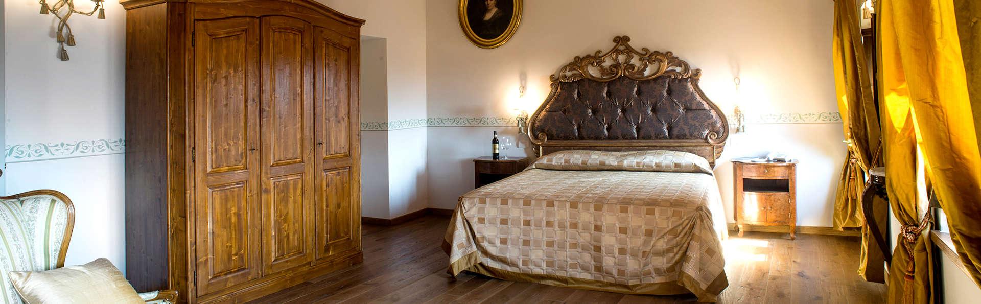 Spécial Black Weekend : Elégance et charme en une chambre Deluxe en Toscane