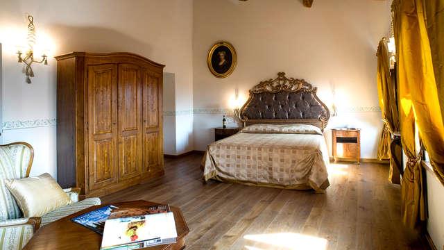 Especial Black Weekend: Elegancia y encanto en la Toscana con habitación deluxe