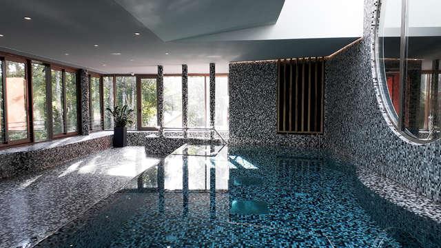 Relax con acceso a spa en Lacaune-les-Bains