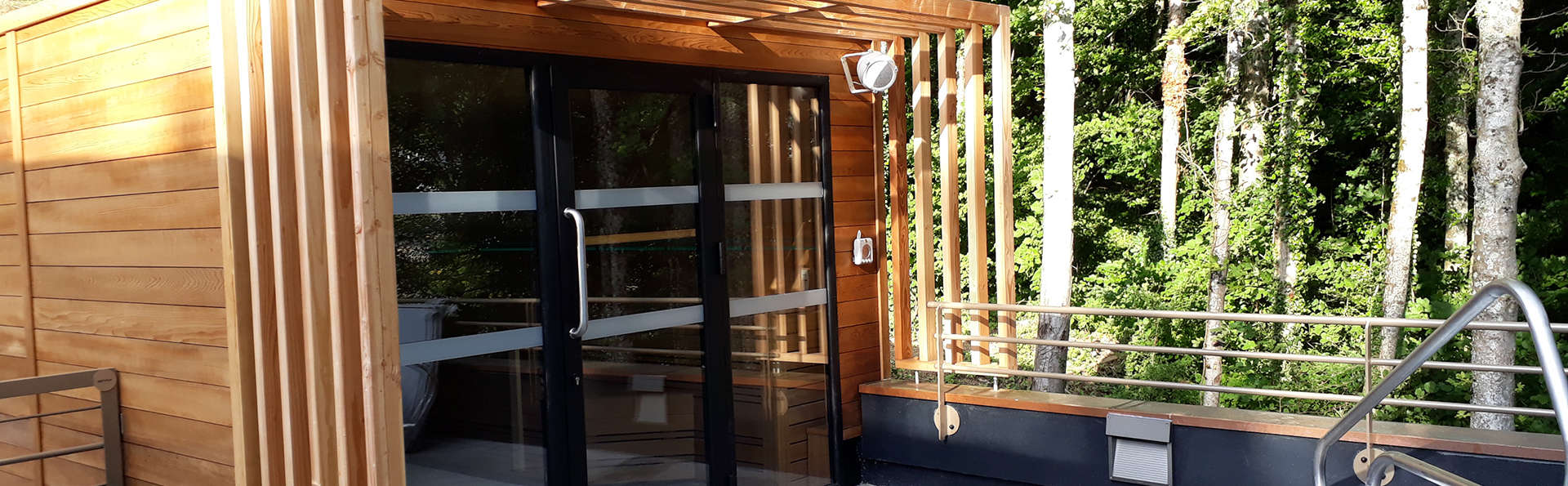 Escapade détente avec accès aux sources chaudes à Lacaune-les-Bains (à partir de 2 nuits minimum)
