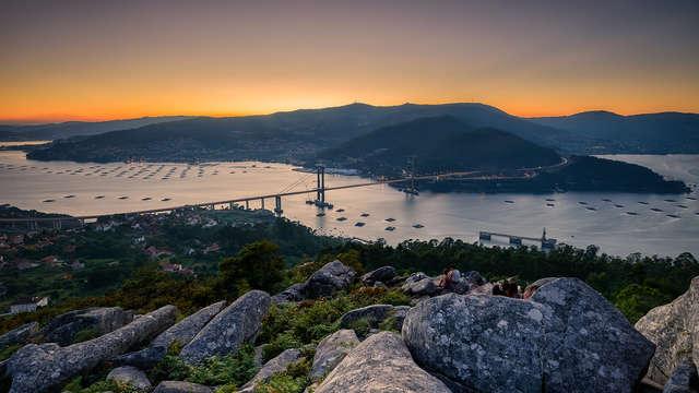 Reserva con anticipación y aprovechate de un 14% de descuento en tu viaje a Vigo!