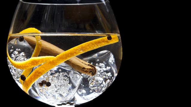 Cocktail pour 2 adultes