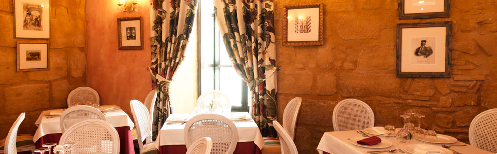 Escapada con Cena degustación realizada por un chef estrella michelin y dos soles repsol en Osuna