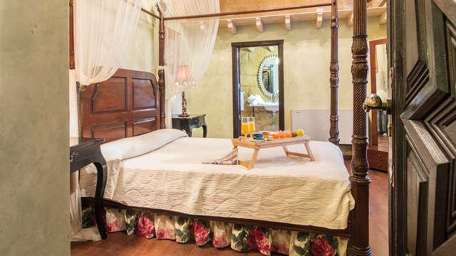 Week-end romantique de charme dans un hôtel-musée d'Osuna