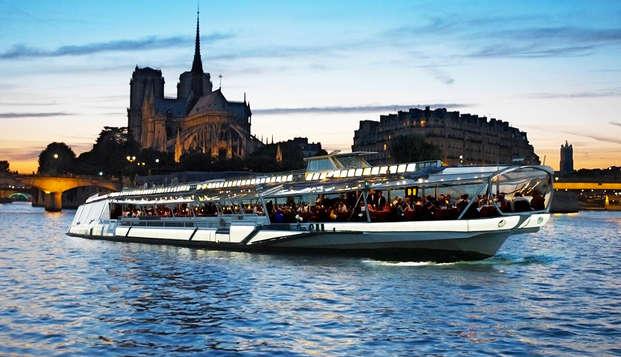Week-end design avec croisière sur la Seine
