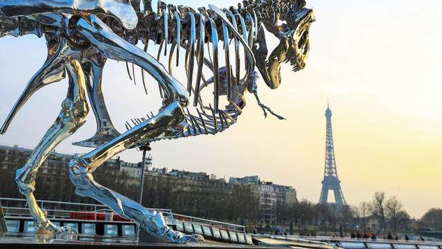 Visitez Paris au fil de l'eau et découvrez le célèbre Musée Grévin ! (à partir de 2 nuits)