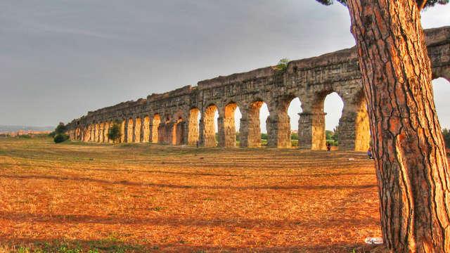 Vues magnifiques dans le quartier romain de Pigneto