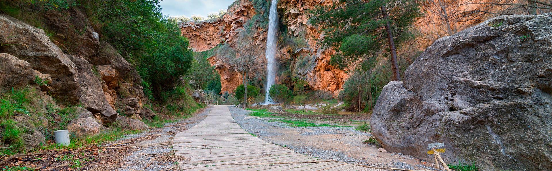 Immersion dans la nature près de Castellón de la Plana