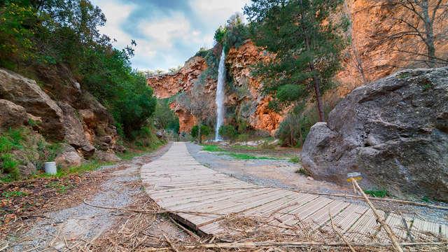 Escapada 3* en entorno natural único: junto al Río Palancia, Jérica