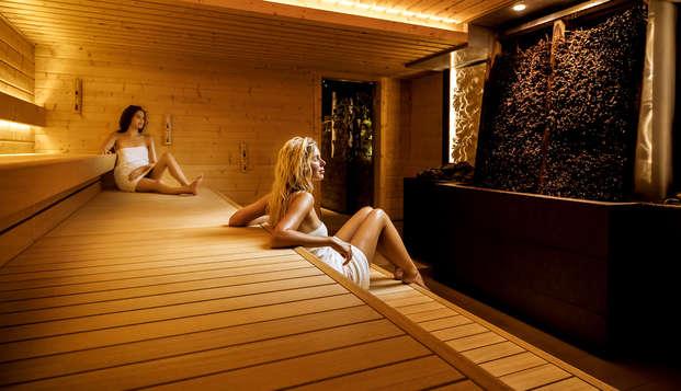 Relax en el centro termal de Bussloo, en los Países Bajos