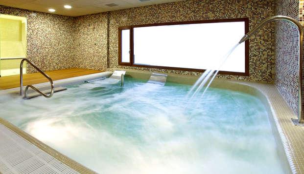 Enología y Relax: Escapada con visita a bodega y acceso a spa en la Ribera del Duero