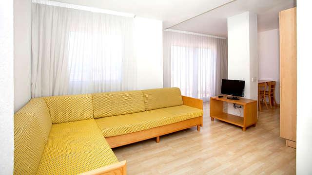 Les Dalies - Blaumar Apartaments