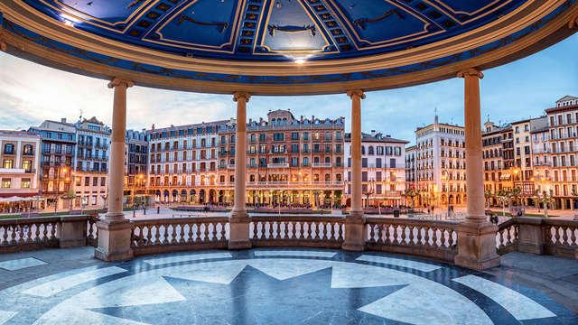 Escapada económica en el centro de Pamplona