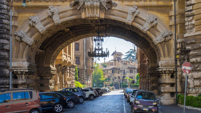 Découvrez le Parioli, le quartier le plus chic de Rome ! (Non remboursable)