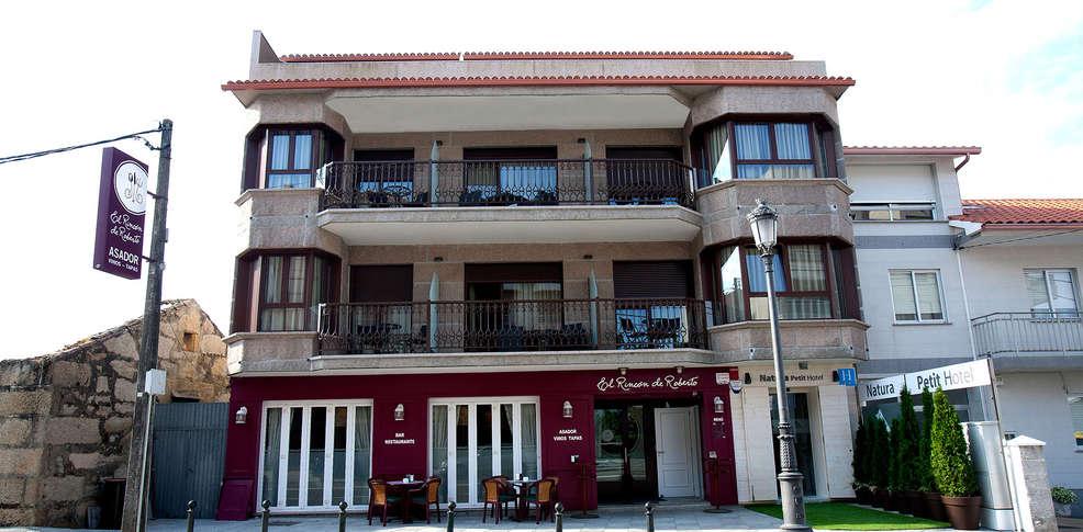 Natura petit hotel boutique sanxenxo espagne for Reservation hotel en espagne gratuit