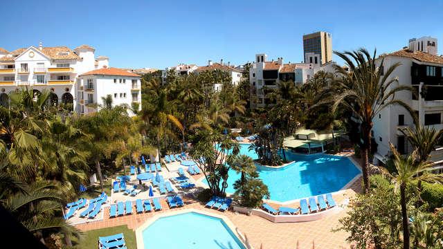 Découvrez Marbella en Andalousie à seulement 150 mètres de la plage (à partir de 3 nuits)
