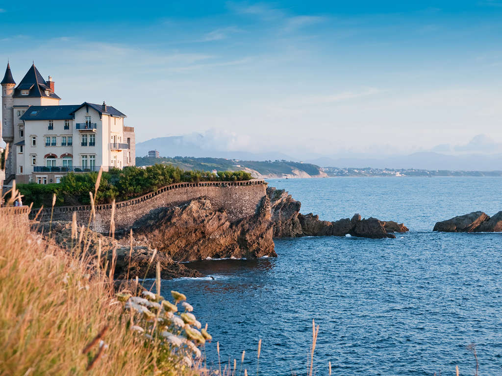 Séjour Aquitaine - Séjour sur la côte atlantique au coeur de Biarritz  - 3*
