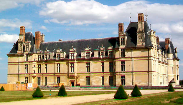 Séjour près de Paris et découverte du Château d'Ecouen