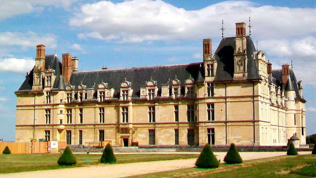 Estancia cerca de París y visita al castillo de Ecouen
