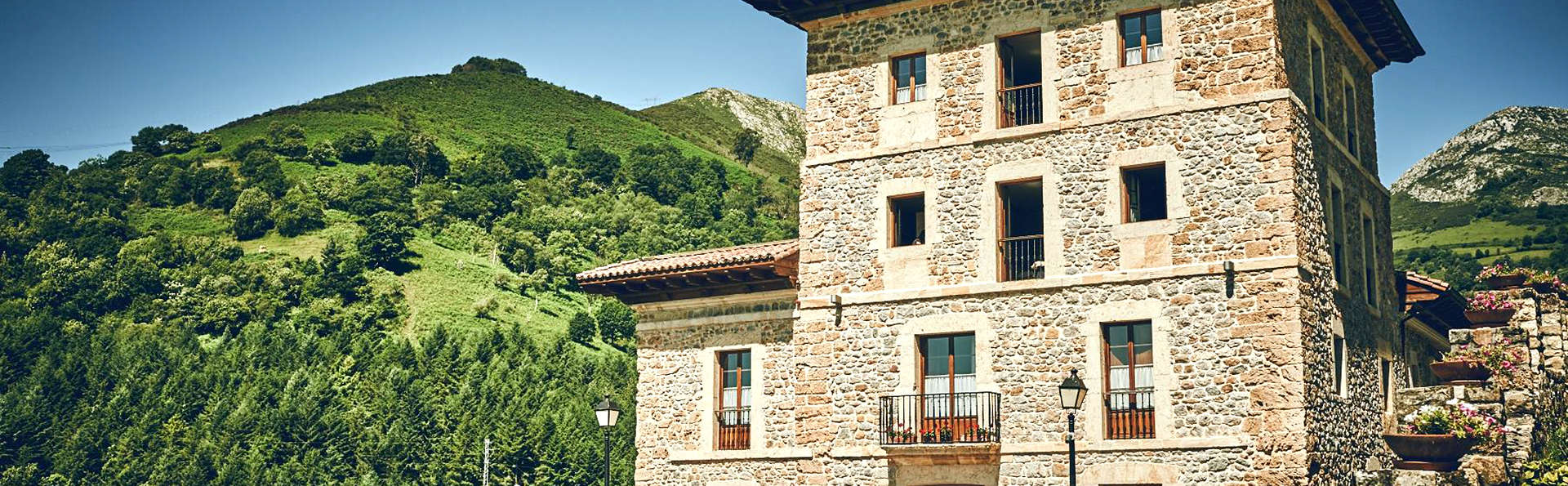 Dîner dans un palais asturien