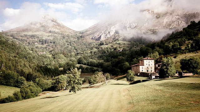 Palacio de Rubianes hotel golf